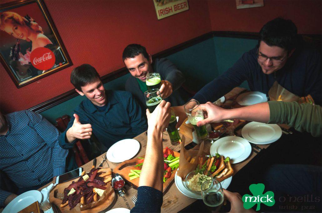 Irish Pub in Odessa